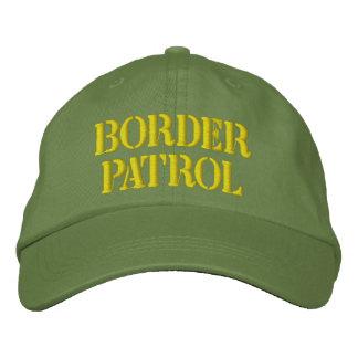 BORDER PATROL MAKING AMERICA GREAT AGAIN EMBROIDERED BASEBALL CAP