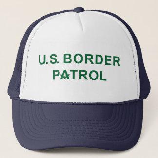 BORDER PATROL Mason Trucker Hat