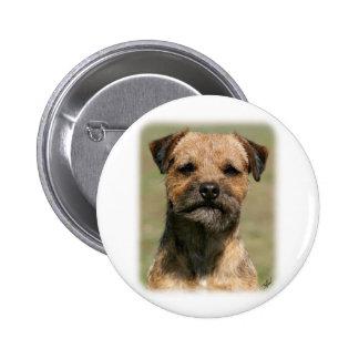 Border Terrier 9Y325D-038 Button