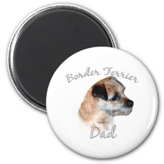 Border Terrier Dad 2 Magnet