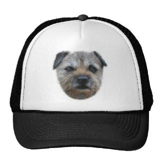 Border Terrier dog Trucker Hat