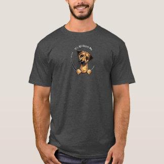 Border Terrier IAAM Logo T-Shirt