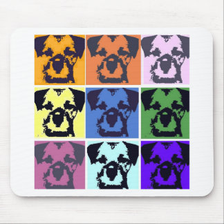 Border Terrier  Mouse Pad