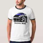 bordercartoon, Toyota MR2 Camisas