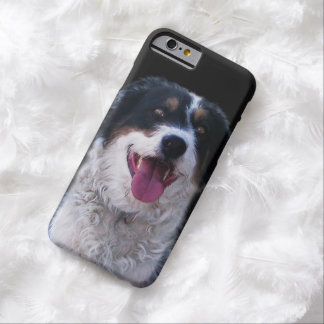 Bordercollie Barely There iPhone 6 Case