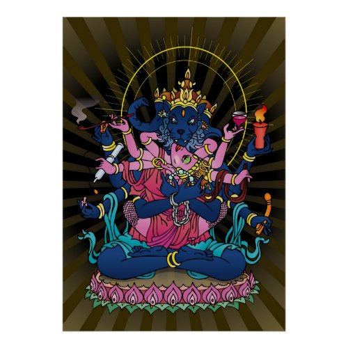 borderless, secret, drag, wine, candle, Candle, Candle, Candle, Statue of Buddha, tokyo, edo, akihabara, Edo, Japan, Japanese style, Illustration, Pop