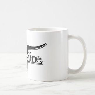 Borderline Coffee Mug