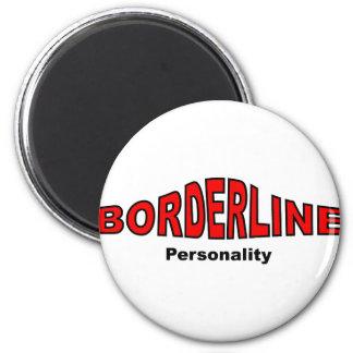 Borderline Personality Disorder Refrigerator Magnet