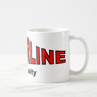 Borderline Personality Disorder Classic White Coffee Mug