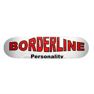 Borderline Personality Disorder Skate Board Deck