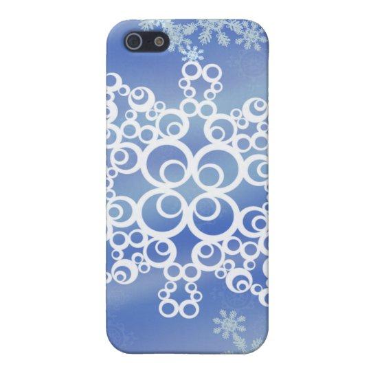 Bordes helados II iPhone 5 Carcasa