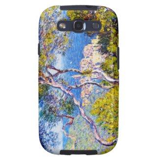 Bordighera, 1884 Claude Monet cool, old, master, Samsung Galaxy SIII Case