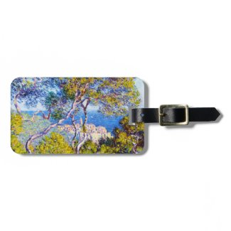 Bordighera, 1884 Claude Monet cool, old, master, Tag For Bags