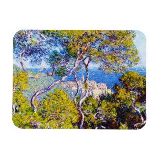 Bordighera, 1884 Claude Monet cool, old, master, Vinyl Magnets