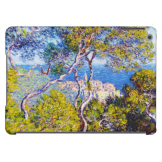 Bordighera, Claude Monet 1884 fresco, viejo, amo, Funda Para iPad Air