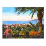 Bordighera, italiano Riviera, Tarjetas Postales