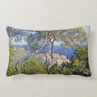 Bordighera, por Claude Monet Almohadas