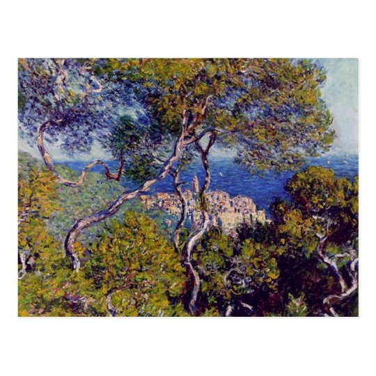 Bordighera Postcard