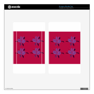 Bordo textile edition / T-Shirts Kindle Fire Decals