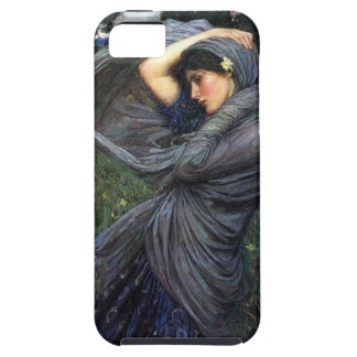 Boreas del Pre-Raphaelite del Waterhouse de Juan iPhone 5 Funda