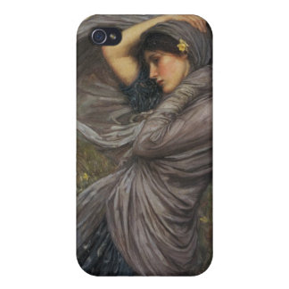 Boreas - John William Waterhouse iPhone 4/4S Cover