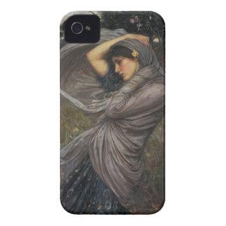 Boreas - John William Waterhouse iPhone 4 Carcasas