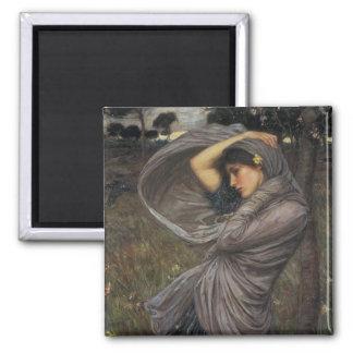 Boreas - John William Waterhouse Magnets
