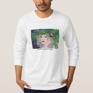 Bored American Apparel (Fitted) Long Sleeve T-Shirt