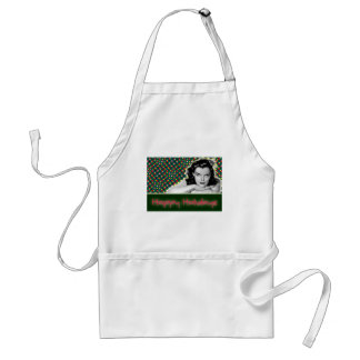 Bored Brunette - Happy Holidays Aprons