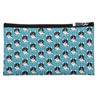 Bored Frenchie Cosmetic Bag