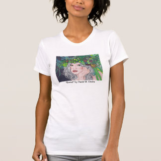 Bored Ladies Casual Scoop T-Shirt