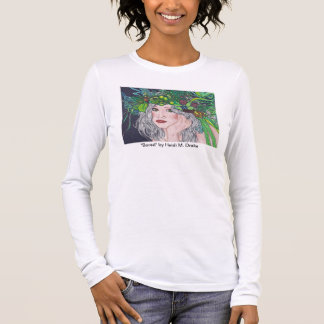Bored Ladies (Fitted) Long Sleeve Long Sleeve T-Shirt