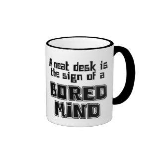 Bored Mind - mug