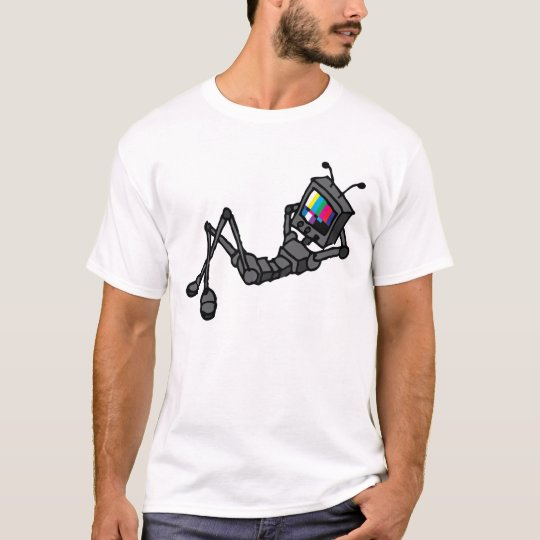 Bored Robot T-Shirt