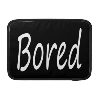 Bored Sleeve For MacBook Air