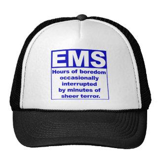 Boredom/Terror Trucker Hat