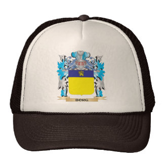 Borg Coat of Arms Hats