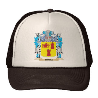 Borg Coat of Arms Mesh Hats