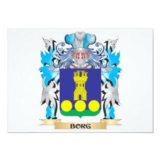 Borg Coat of Arms Custom Announcements
