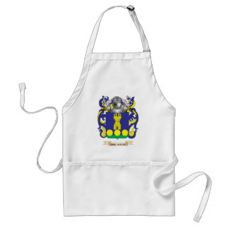Borg-(Malta) Coat of Arms (Family Crest) Adult Apron