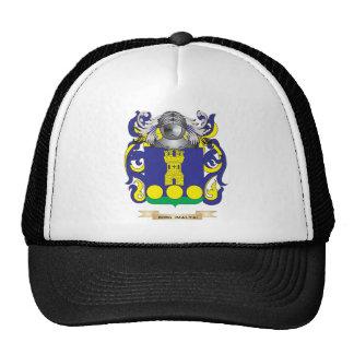 Borg-(Malta) Coat of Arms (Family Crest) Trucker Hats