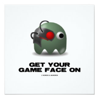 Borg (Retro Avatar Game Face) Card