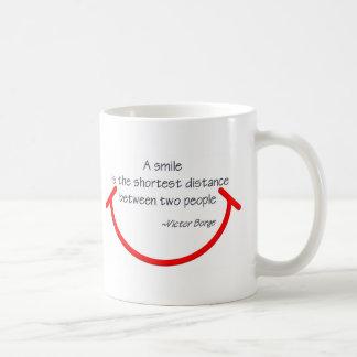borge1 classic white coffee mug
