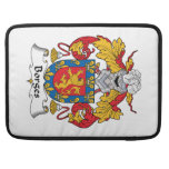 Borges Family Crest Sleeve For MacBook Pro