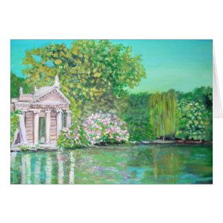 Borghese Park, Rome Card