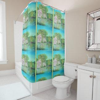 Borghese Park - Shower Curtain