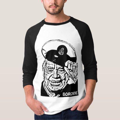 ¡Borgnine! Camisa