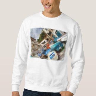 """Borgo di pesca"" Sweatshirt"