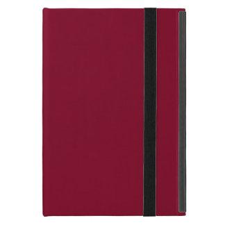 Borgoña iPad Mini Fundas