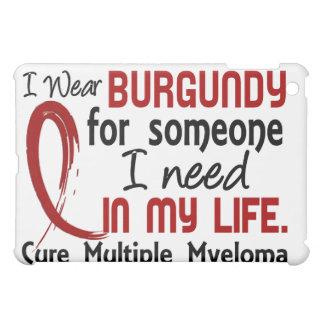 Borgoña para alguien necesito mieloma múltiple